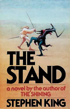 The Stand Original Cover At Duckduckgo In 2020 Stephen King Stephen King Books Stephen King Books