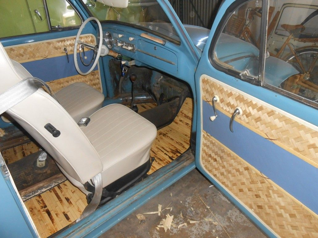 Bug Beetle Door Panels Bamboom Wagens Fabricacion De