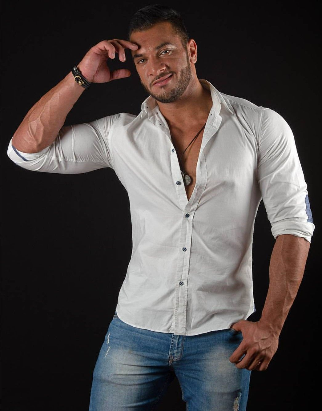 forearms   rolled up shirtsleeves   pinterest   handsome, mature men