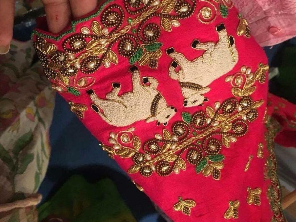 Pin de Manasa Goli en blouse   Pinterest