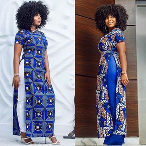 Classic And Beautiful Ankara Styles Of 2018