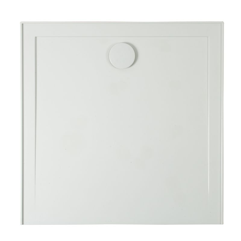 Lovely Find Estilo 900 X 900mm Square Shower Base At Bunnings Warehouse. Visit  Your Local Store