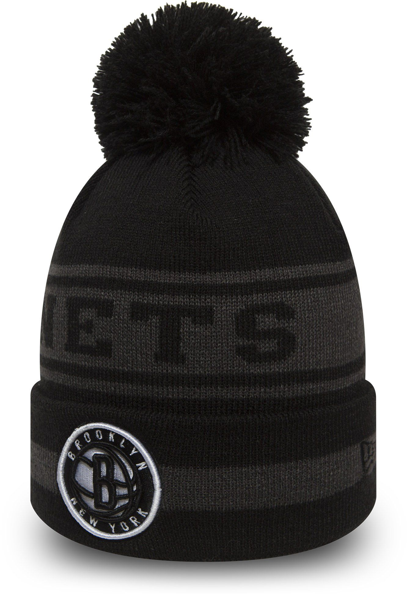 big sale a7844 31c9c denmark brooklyn nets bobble hat 390ef cb82f
