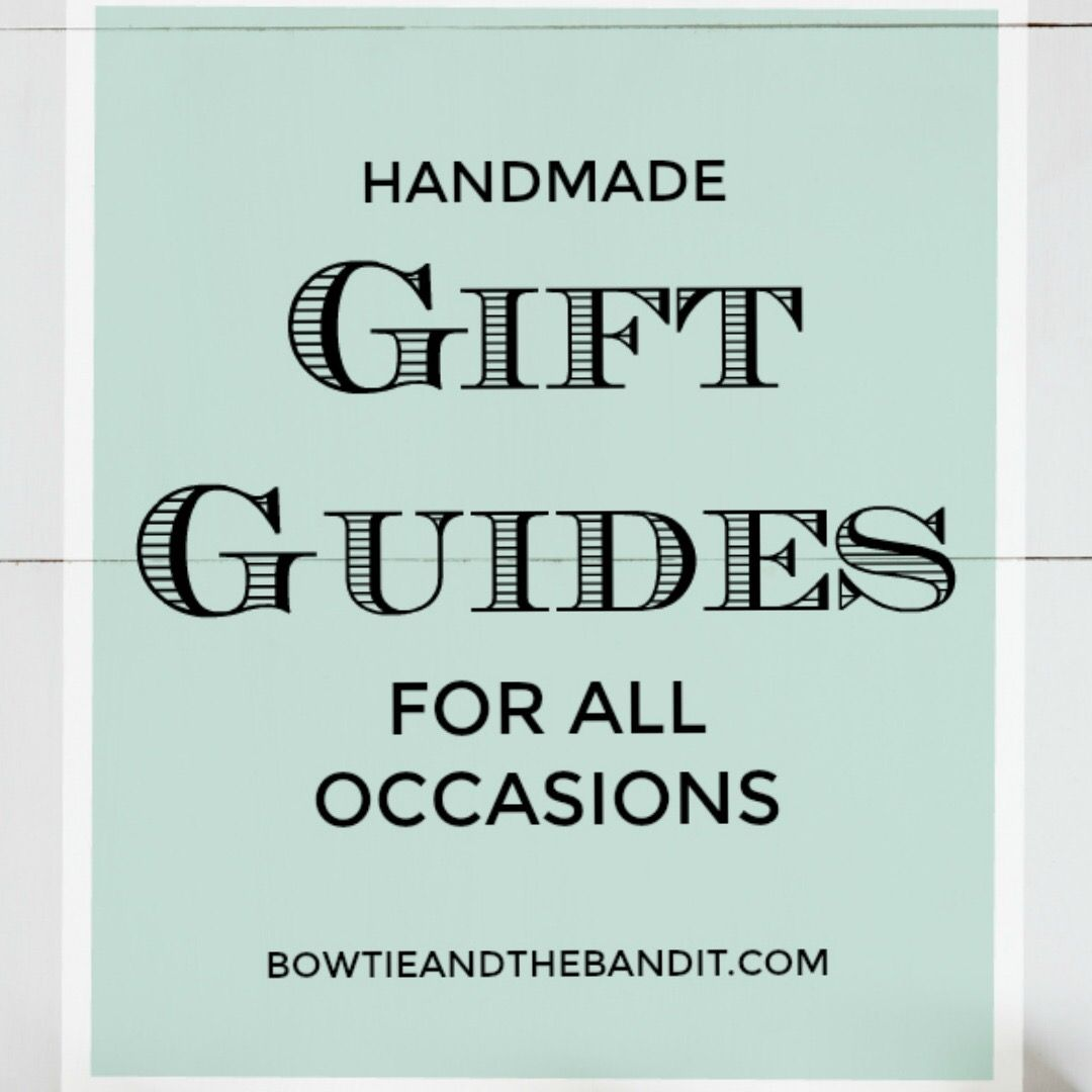 Handmade gift guides etsy gift guides unique gifts