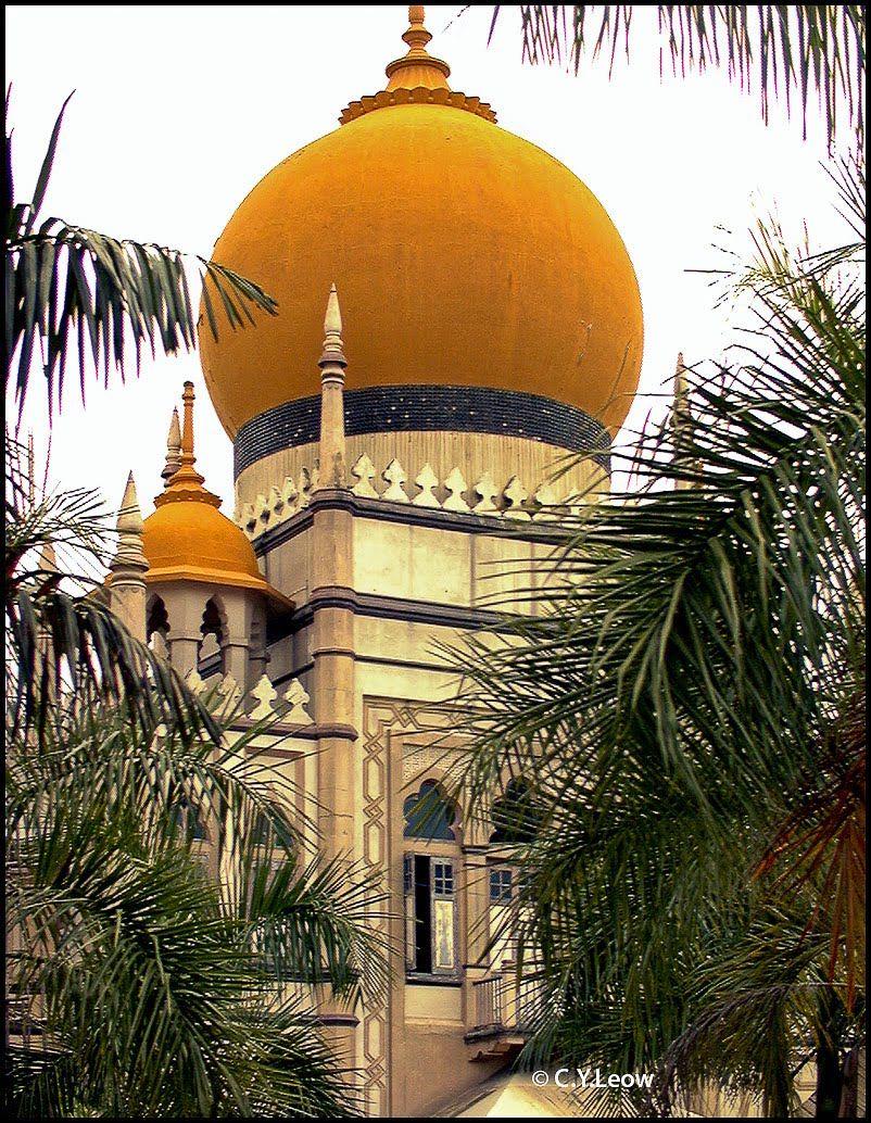 Mezquita del Sultán en Singapur