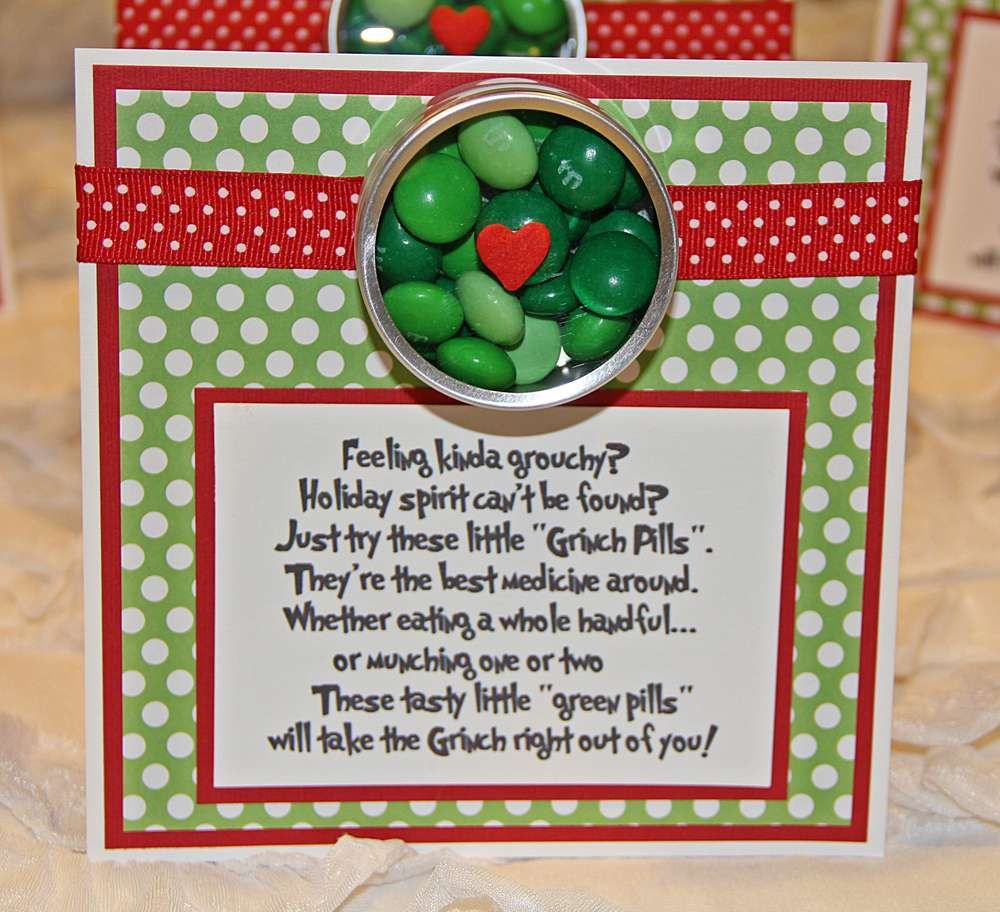 Christmas Holiday Party: Grinch Viewing Party Christmas/Holiday Party Ideas