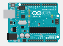 ARDUINO - Arduino is an open-source electronics platform based on easy-to-use hardware and software. It's intended for anyone making interactive projects.