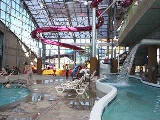 ROAD TRIP! You HAVE to check out WATER ZOO indoor water park in Clinton. Had a chance to earlier this week & this place ROCKS!