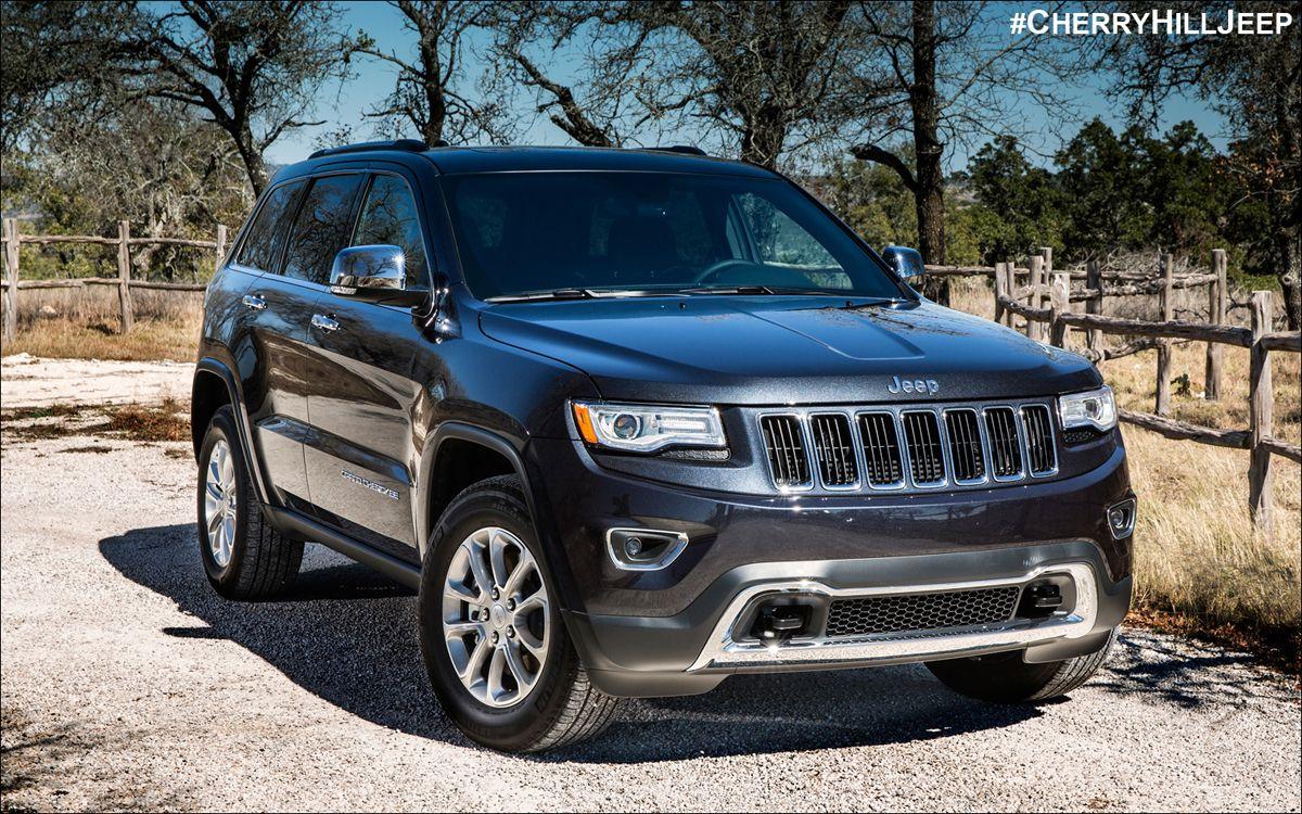 Philadelphia New Jersey The 2015 Jeep Grand Cherokee Ecodiesel