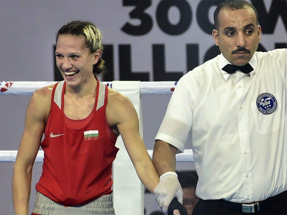 AIBA withdraws former world boxing champ accreditation