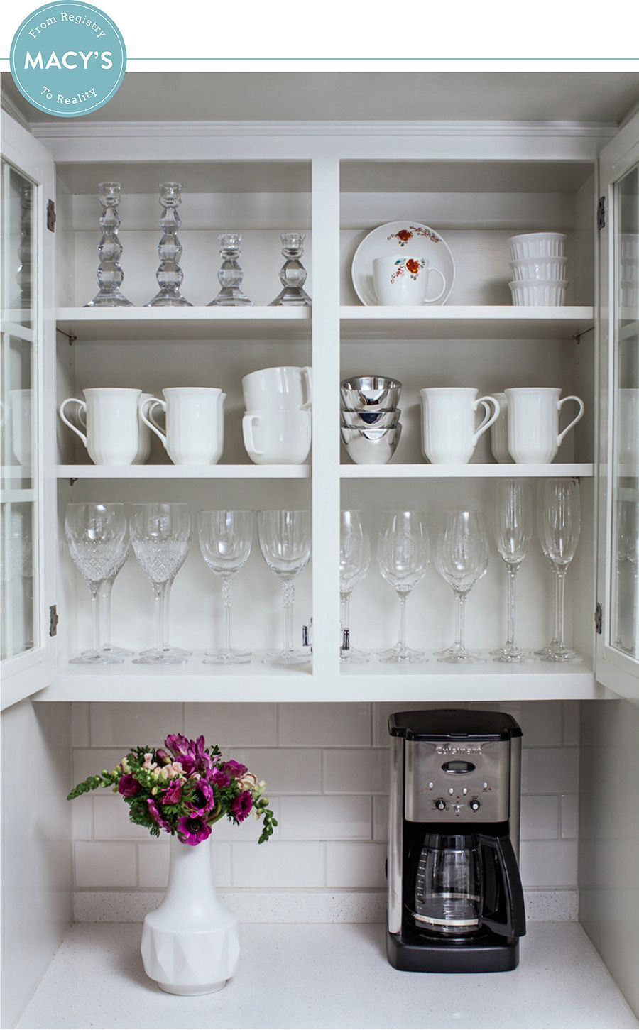 How To Organize Your Kitchen Cabinets Diy Message Board
