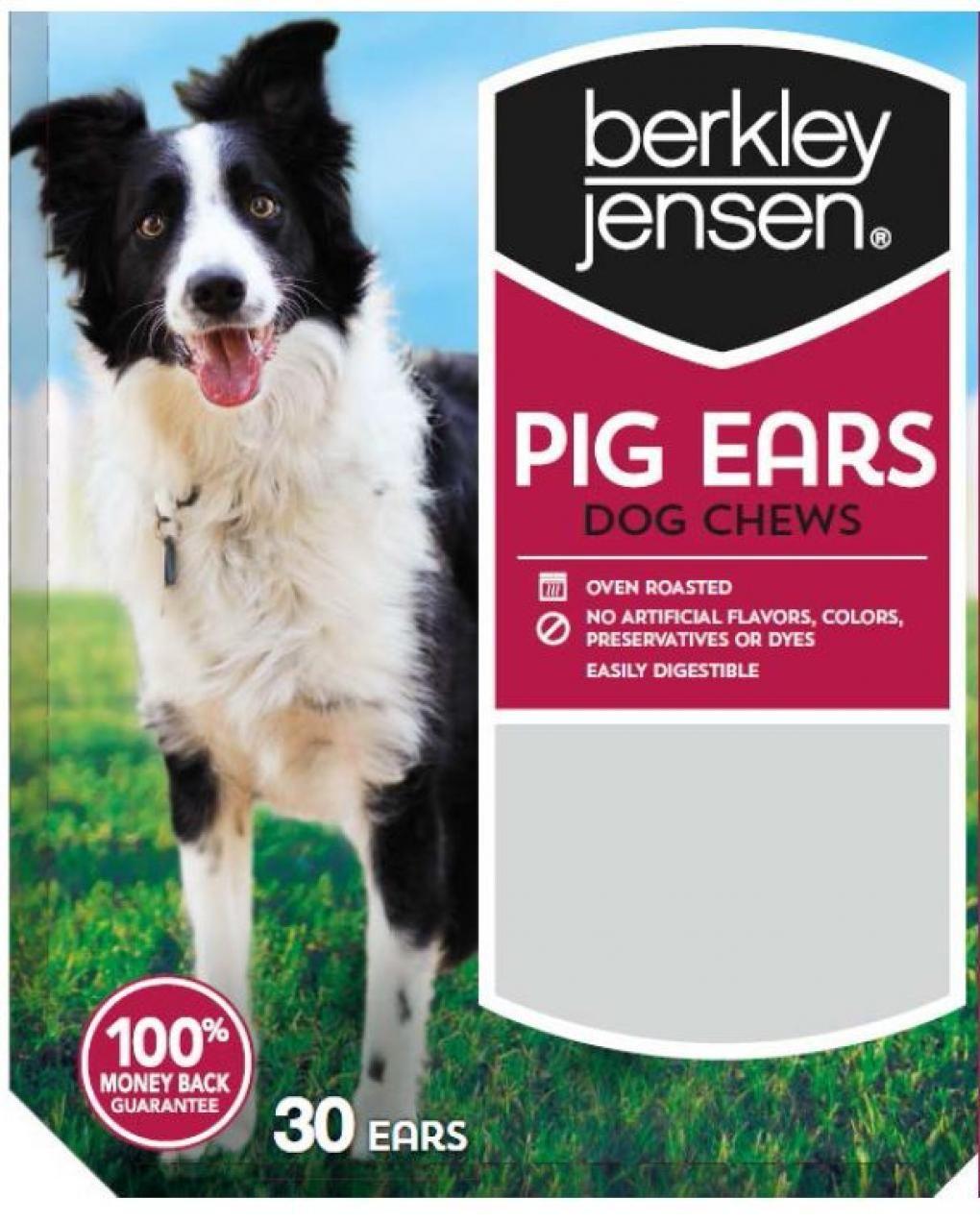 Dog Goods Usa Llc Chef Toby Pig Ears Pet Treats Dog Food Recall