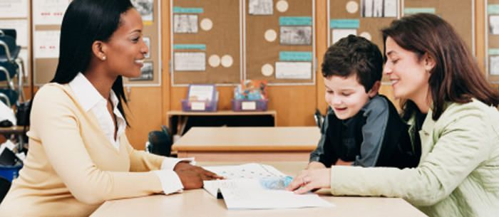 Learn how to plan for a productive parent-teacher conference with these helpful questions from Care.com.