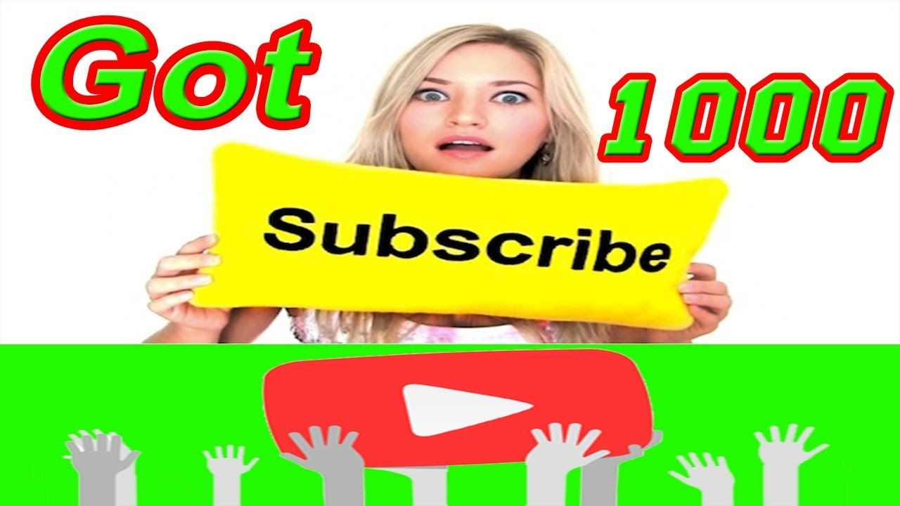 Free youtube subscribers how to get more subscribers on