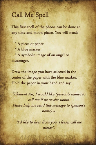 Spell Message : spell, message, Spell,, Phone, Spell, Ritual, Magic, Spells, Wicca, Witchcraft, Books,, Witch