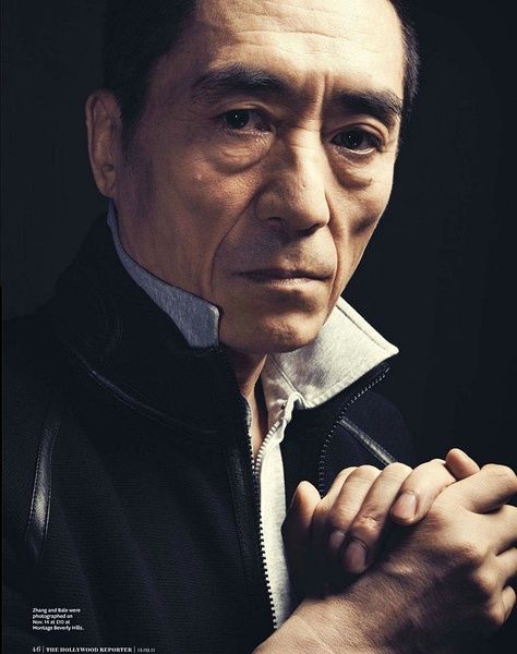 Amazing man- Director Zhang Yimou