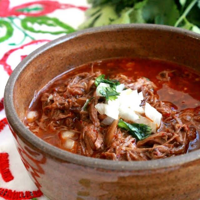 Birria De Res, or Mexican Beef Stew Recipe | Yummly #mexicandishes