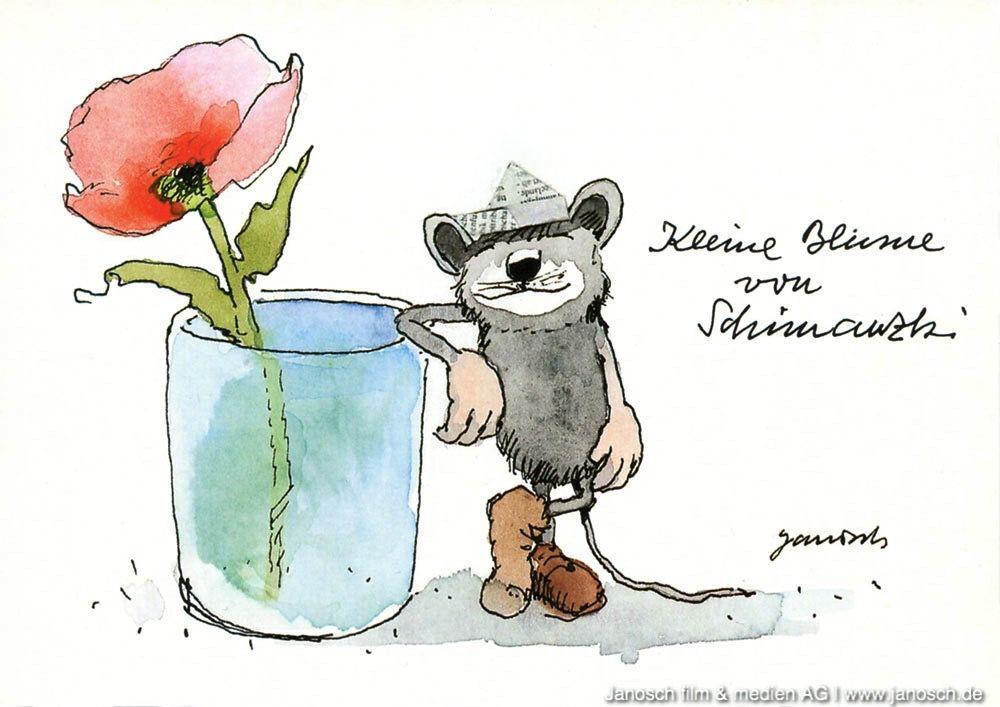 Kleine Blume von Schimanzki - #Blume, #Schimanzki, #
