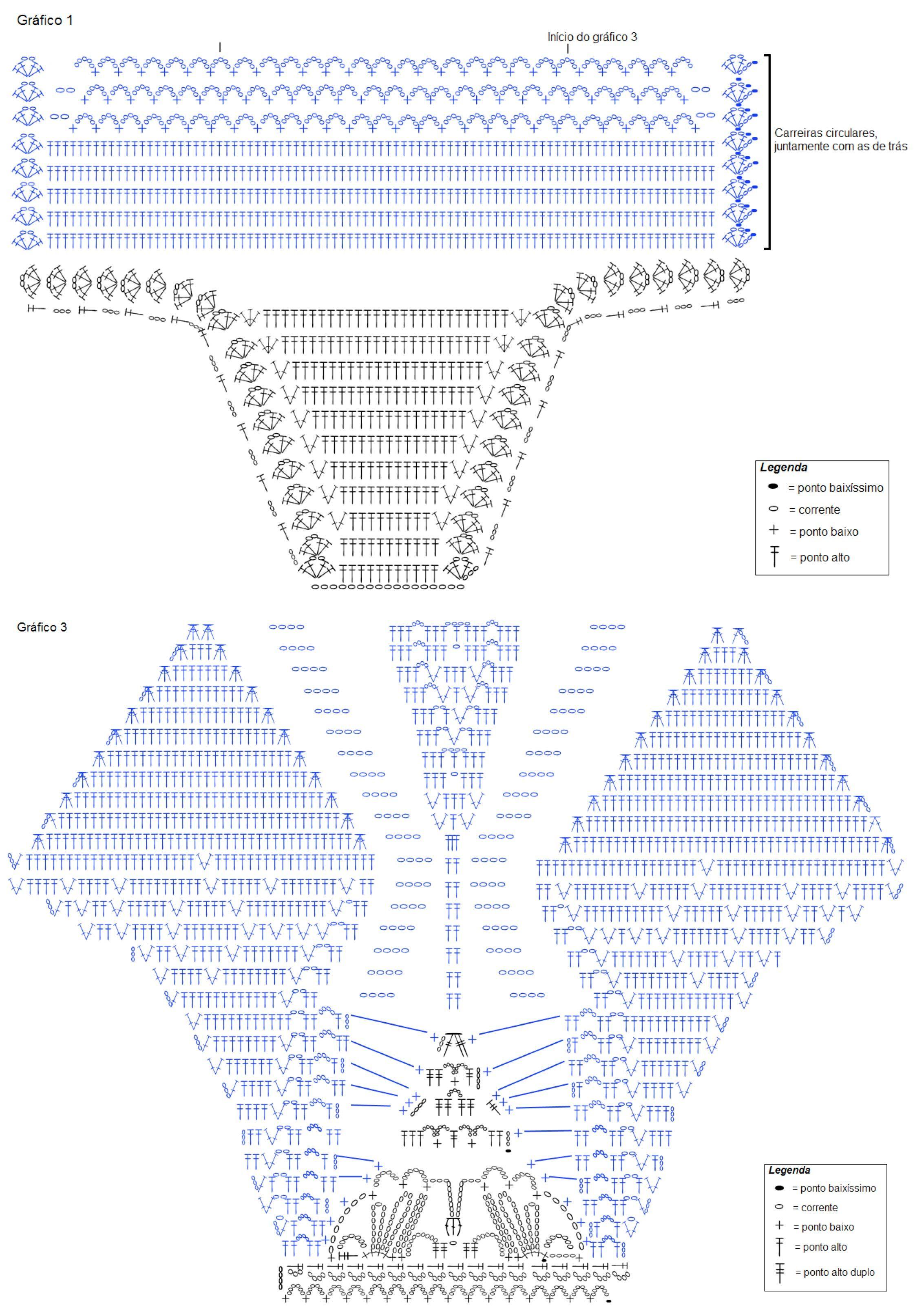 0e0601eb5 Body Pérola - Linha Anne | crochet | Biquini de crochê, Calcinha de ...