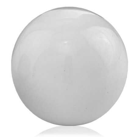 You'll be the center of attention with this astounding and elegant aluminum sphere. You can be certain that you'll be leaving an impression. Your style will be fresh and smart. This aluminum sphere is a high quality item, which will complete the tempting look of your rooms. With this exceptional aluminum sphere, you'll leave an enduring impression on everyone who sees it, while also creating a refined effect on your rooms. It's a perfect addition for anyone who loves a stylish look and feel. Thi