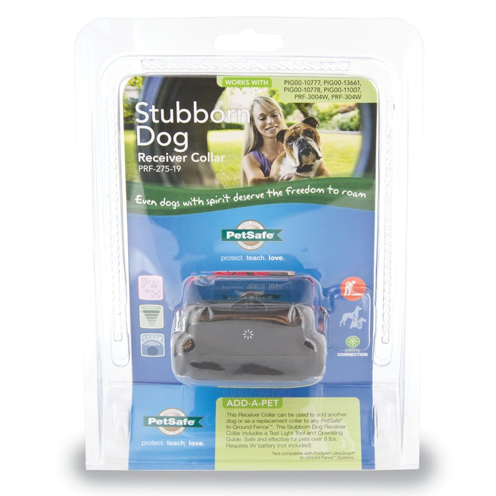 PetSafe Stubborn Dog Receiver Collar size one size Dogs