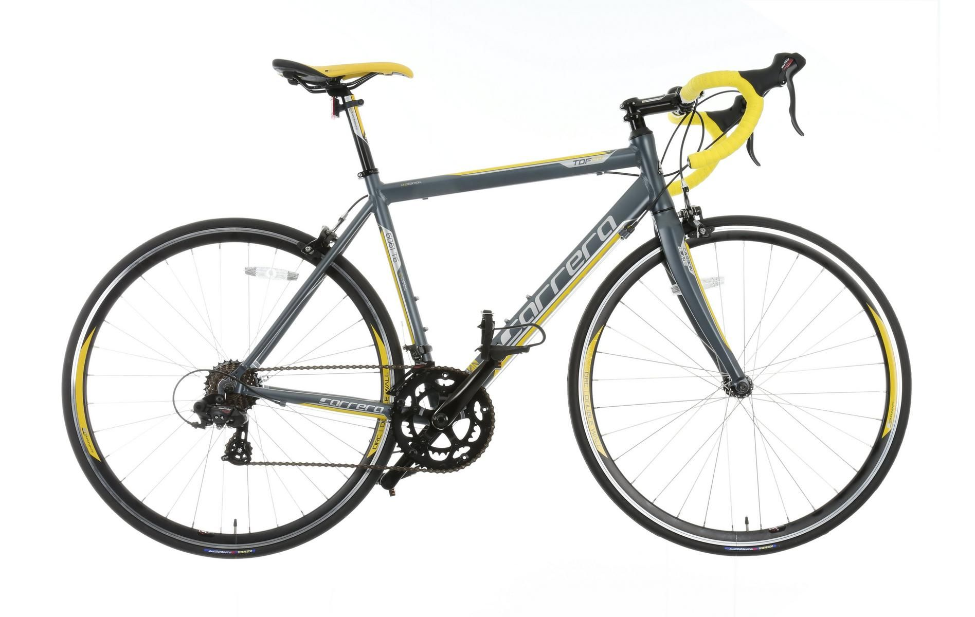 Carrera Tdf Mens Ltd Road Bike Road Racing Bike Racing Bikes Folding Mountain Bike
