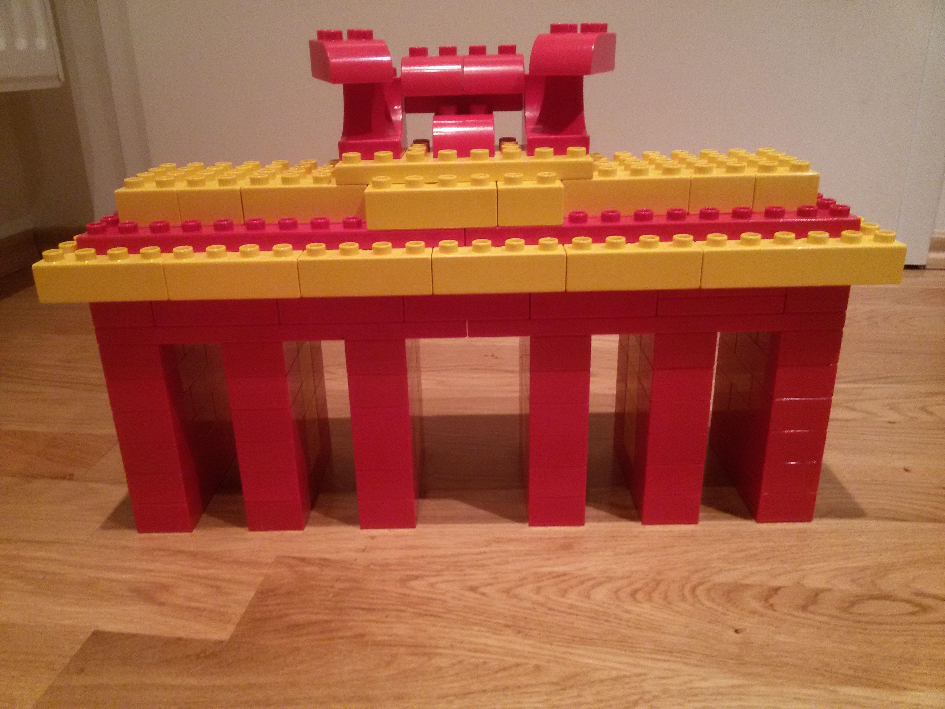 Pin Auf Bauideen Lego Duplo Bauwerke