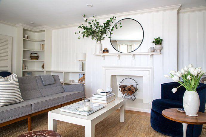 """Glitter Guide on Twitter: """"Step inside a minimalist, mid-century modern home in LA: https://t.co/ItY9c8dZNx https://t.co/OcxNoFkRiV"""""""