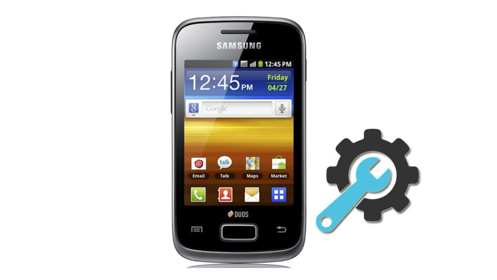 How To Factory Reset Samsung Galaxy Y Duos Gt S6102 Samsung Galaxy Samsung Galaxy