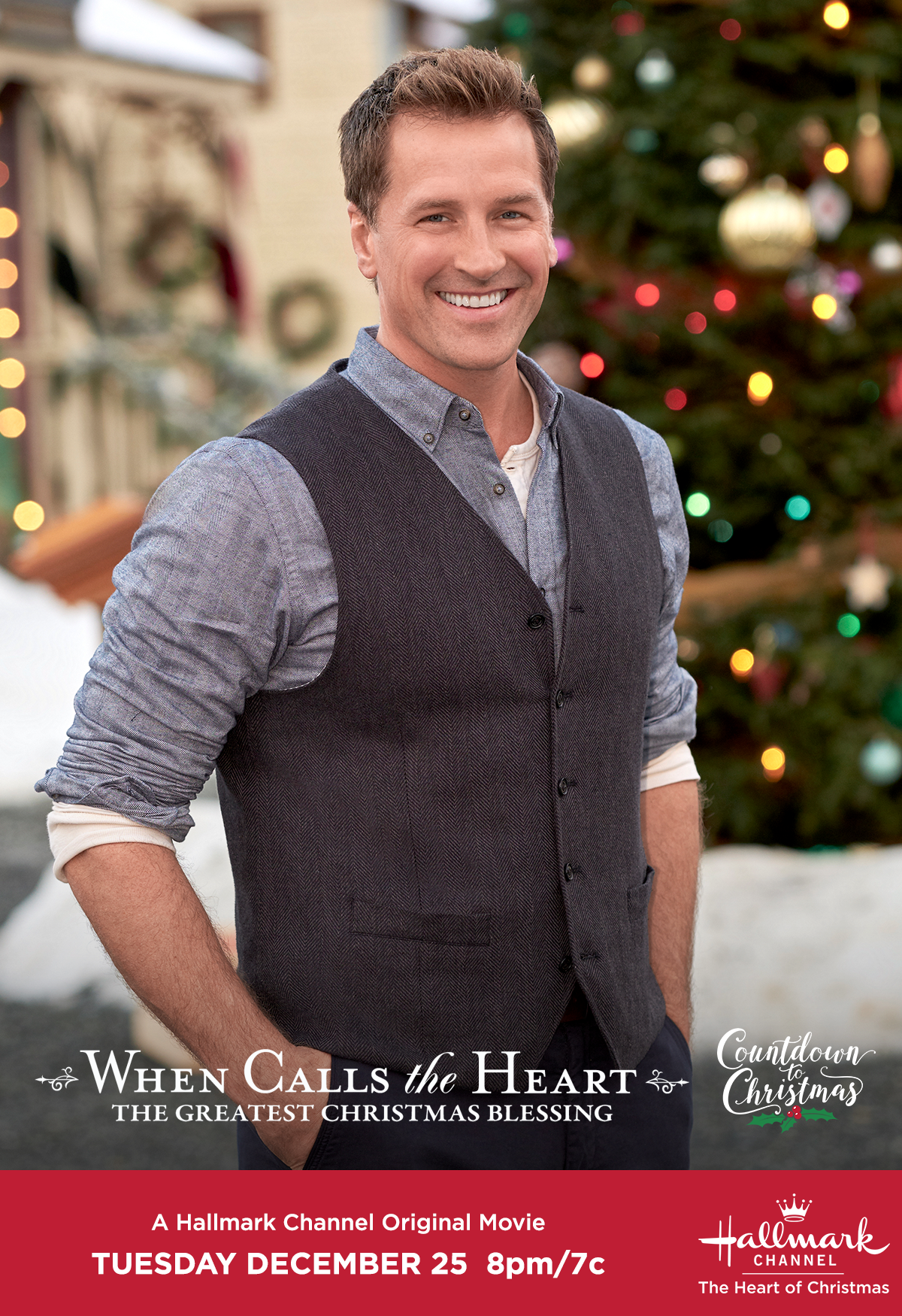 When Calls The Heart Christmas Special 2019.Carson Paul Greene Is Staying In Hope Valley But Will