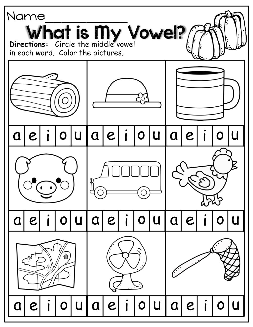 Fall Math And Literacy Packet Kindergarten Ingles Para Preescolar Educacion De La Primera Infancia Primeros Grados [ 1325 x 1024 Pixel ]