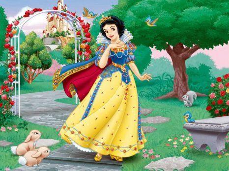 Disney Princess Snow White Wallpaper 1 221 Pieces