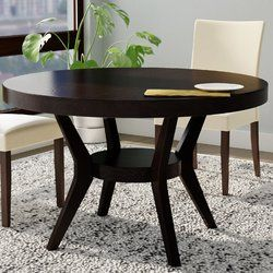 Connor Transitional Dining Table  b61839b387