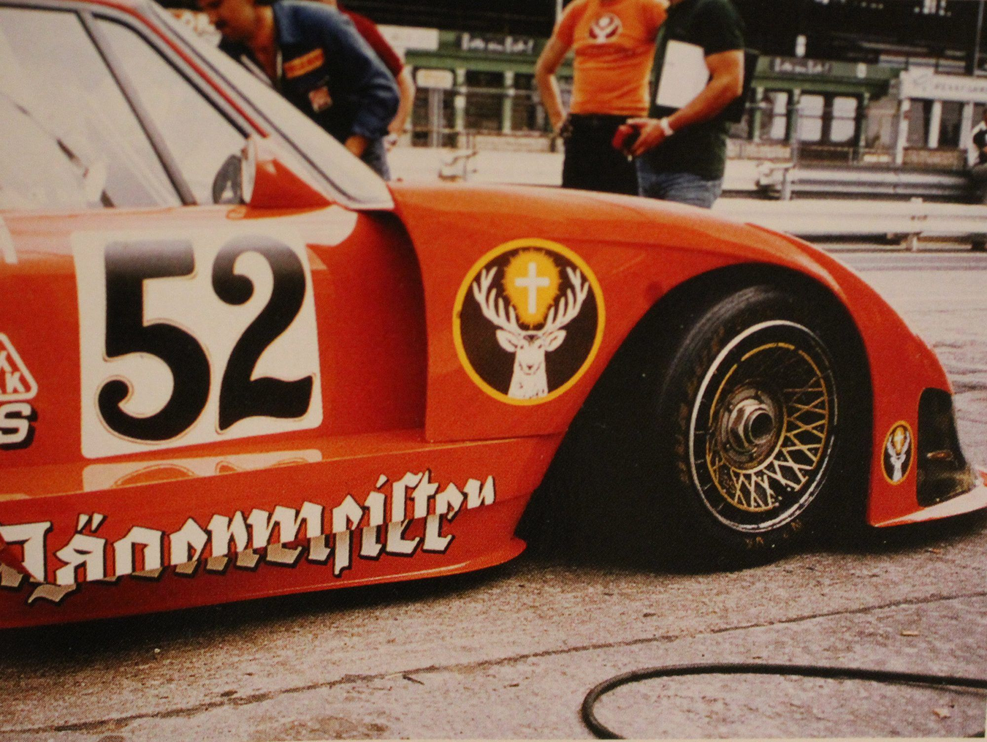 Porsche Pioneers Join Me For A Visit To The DP Motorsport