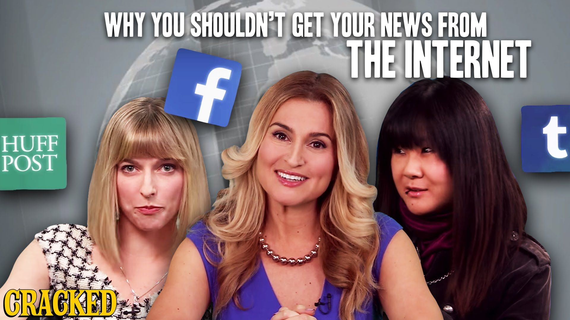 Why You Shouldn't Get Your News From The Social