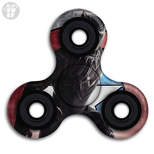 2FUN2TOYS BLACK PANTHER Poster Best FIDGET Spinner Toy For Relief