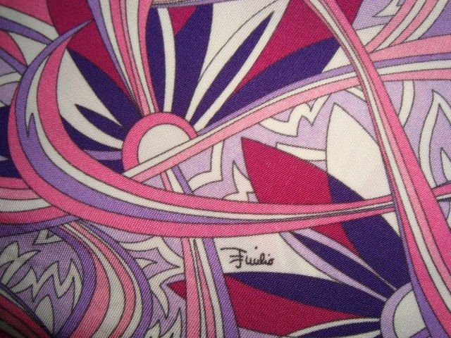 5ace72c4324 EMILIO PUCCI fabric 100% authentic jersey viscose fabric for dress or  shirt, made in italy by FashionFabrics4U on Etsy #EmilioPucci #JerseyFabric