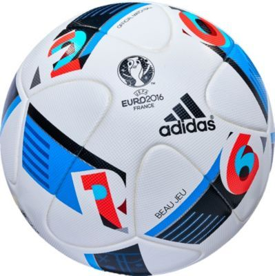 adidas euro 2016 beau jeu official match ball at. Black Bedroom Furniture Sets. Home Design Ideas