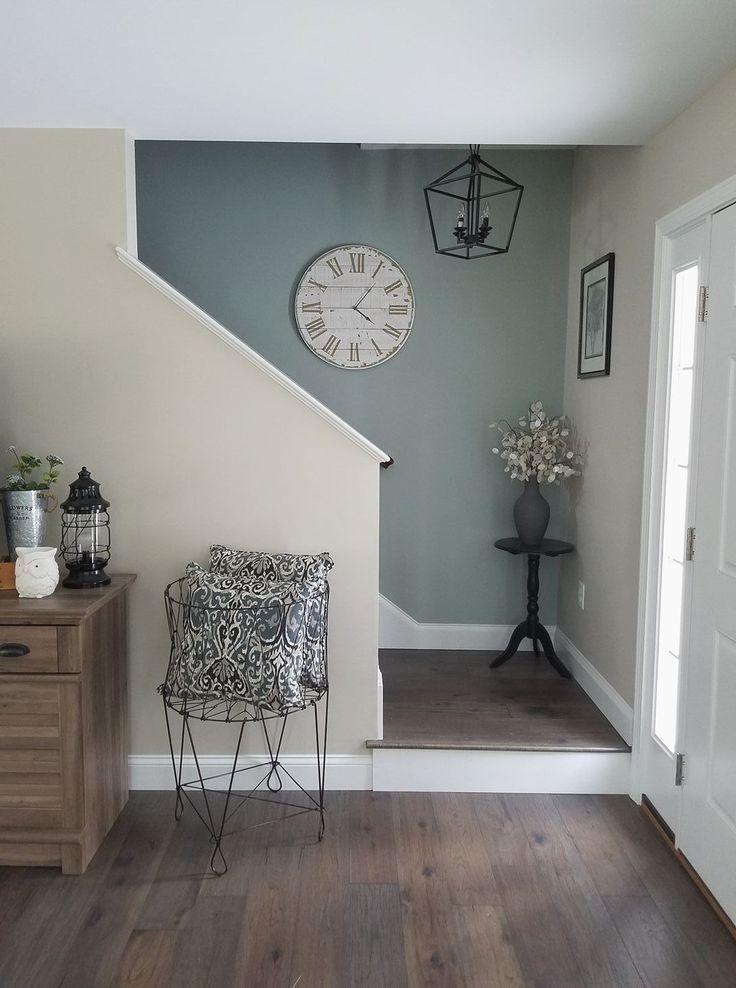 25 Elegante Wohnzimmerwandfarben, die zu Möbeln passen – #Die #Eleganten # Möbelstücke , #di...