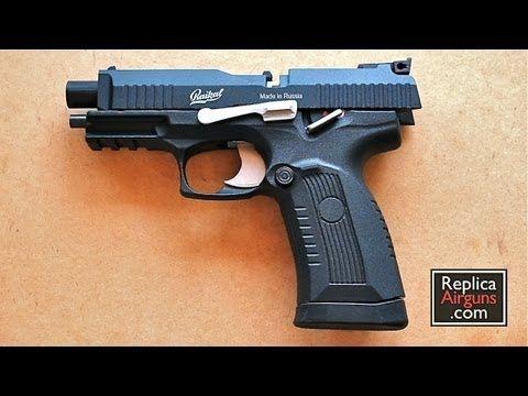 Baikal (IZH) MP-655K CO2 Pellet and BB Gun Review | jay | Guns, Hand