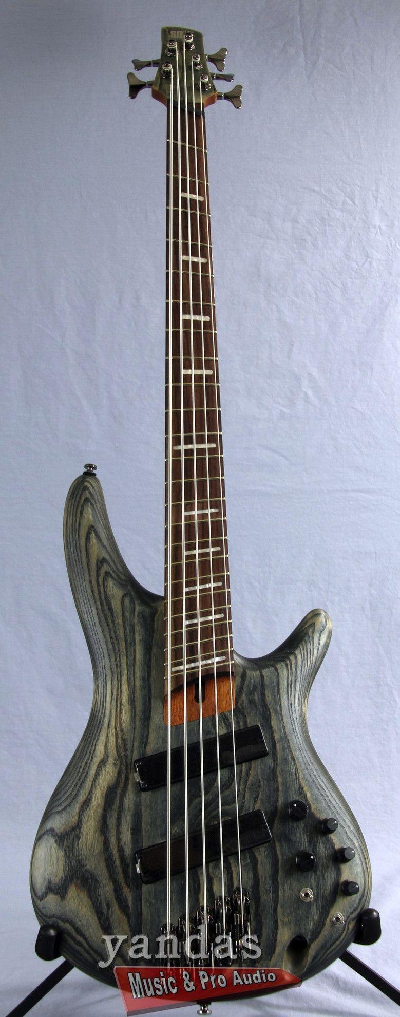 ibanez srff805bks workshop series 5 string bass guitar electric bass guitar bass ibanez. Black Bedroom Furniture Sets. Home Design Ideas