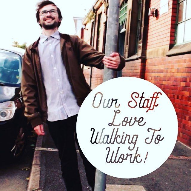 Its Walk to Work Day! Why not check out our video on how much our staff love coming to work! http://ift.tt/2nKm7KO
