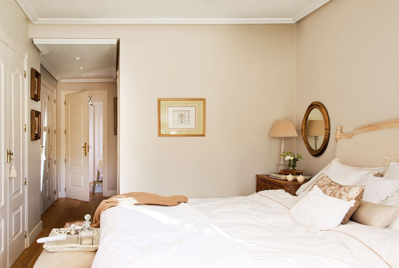 Champagne Color Of Walls
