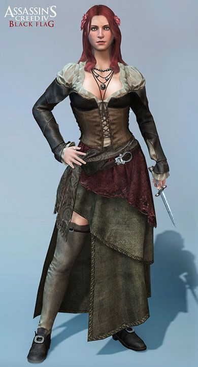 Assassin creed black flag dress up