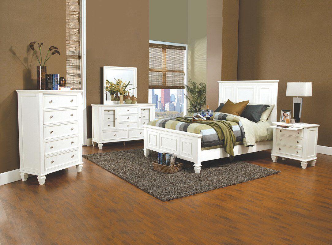 Higginson Standard Bed Master bedroom set, Bedroom panel