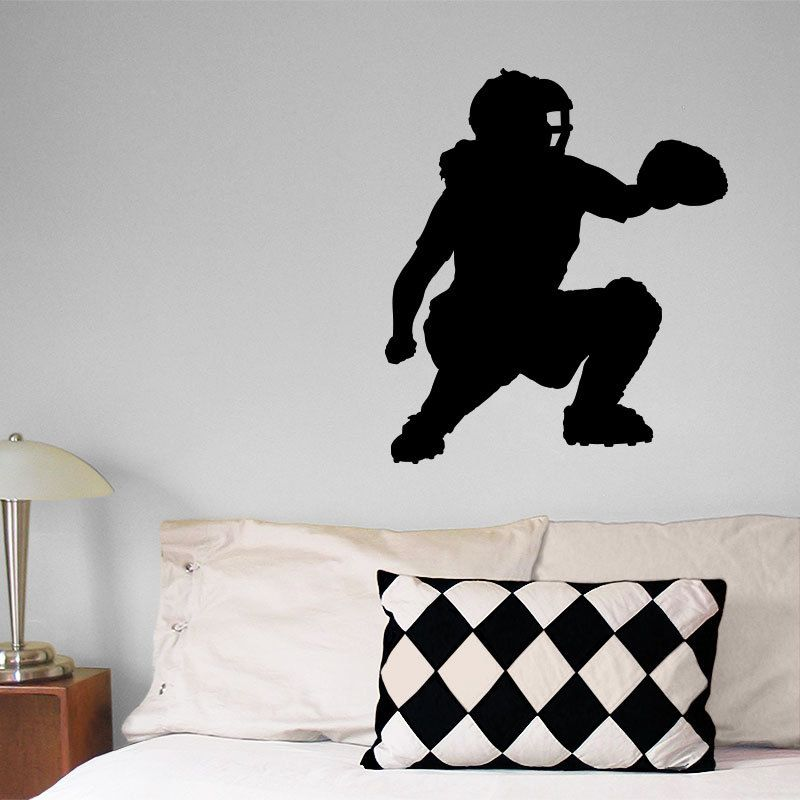 Softball Catcher Wall Decor Softball Bedroom Softball Room