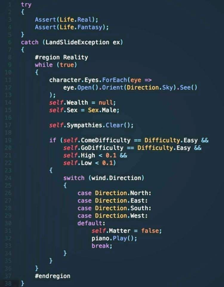 Some Great Code But Can You Decipher It With Images