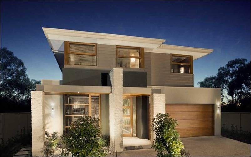 30 идей дизайна фасада для вашего дома