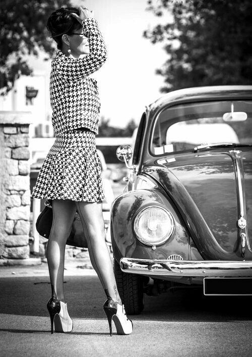 VW babe