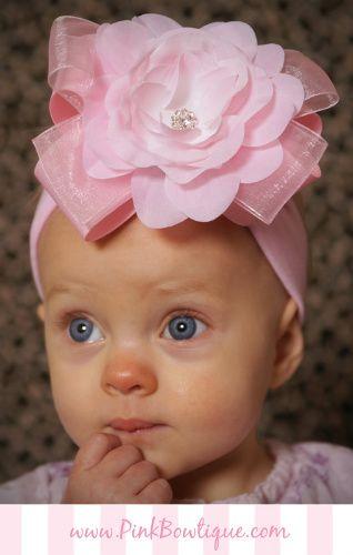 Sweet Spring Beautiful Baby Headband